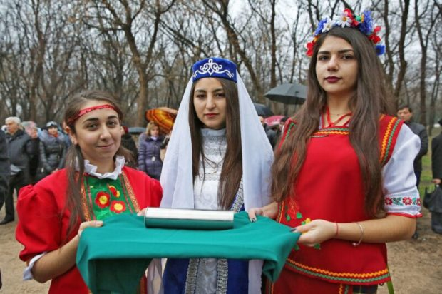 В Крыму построят Центр полиэтнической культуры молодёжи