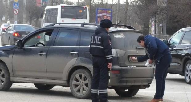 ГИБДД Севастополя подводит итоги операции «Номера»