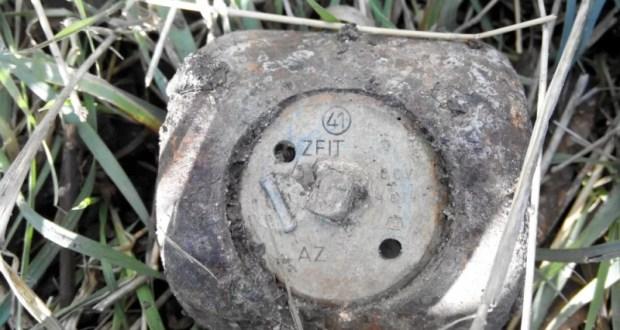 В садоводческом товариществе под Севастополем обезвредили авиабомбу