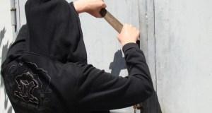 В Симферополе поймали гаражного вора