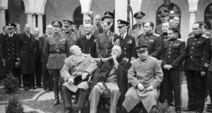 Конференция «Ялта 45: уроки истории» в Ливадии
