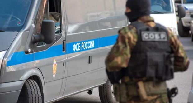 В Бахчисарае проходит спецоперация по ликвидации ячейки террористов
