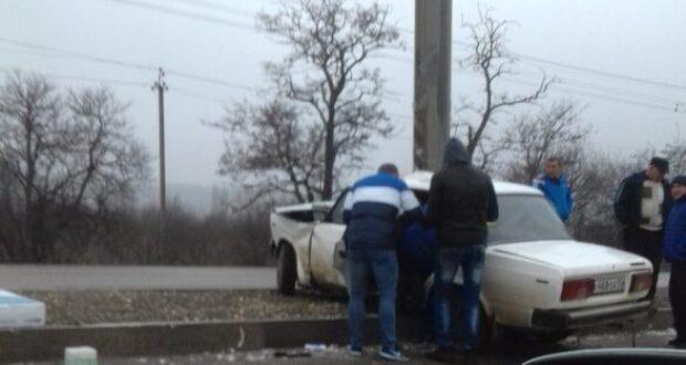ДТП в Крыму и в Севастополе: 20 января. В пострадавших - пешеходы