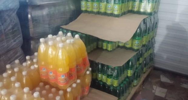 В Крыму накрыли подпольный цех по производству лимонада и пива
