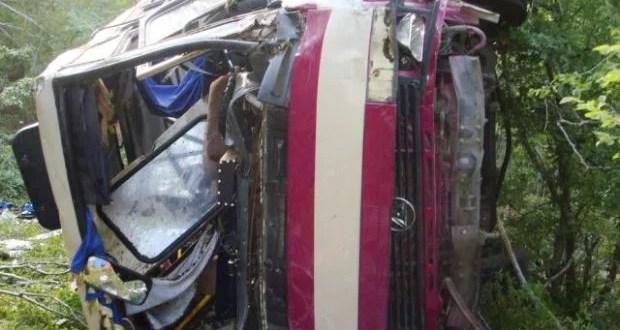 Завершено расследование уголовного дела по факту гибели людей в аварии крымского автобуса