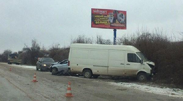 Утреннее ДТП на трассе «Симферополь – Севастополь». Погибла женщина