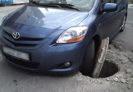 Дорожные службы будут платить за некачественный ремонт дорог