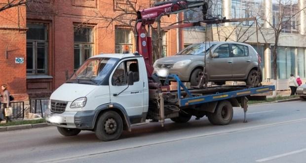 Ялта и Симферополь. Где дороже эвакуация неправильно припаркованного авто?