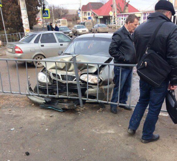 ДТП в Крыму: 7 февраля