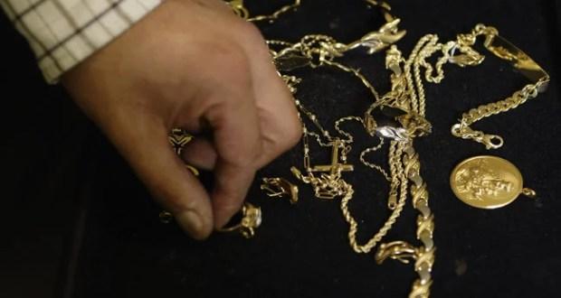 Севастопольские опера «взяли» домушника, польстившегося на золото
