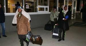 В Крым прибыл футбольная команда из Камеруна