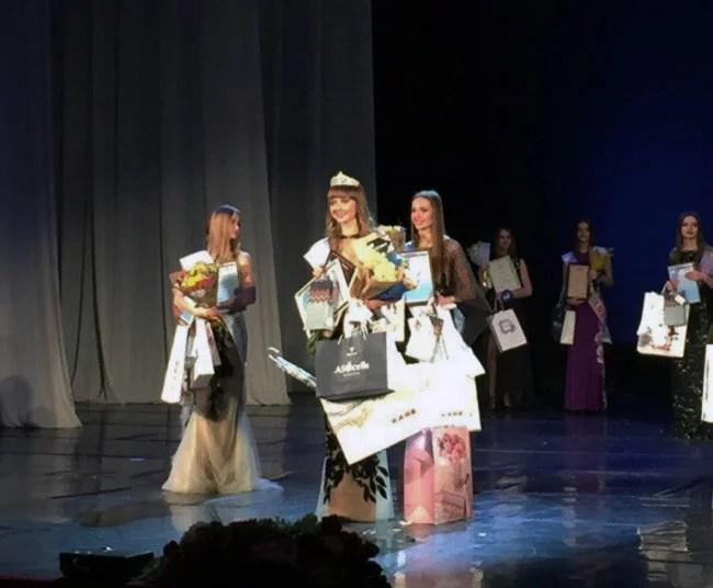 """""""Севастопольская красавица-2017"""" - Данелла Костышина"""
