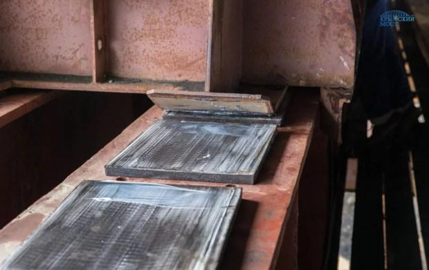 """На стройке Керченского моста новый этап: конструкция """"обрастает"""" пролётами"""