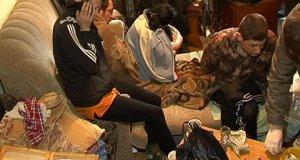 Полиция Джанкоя ликвидировала притон наркоманов