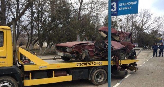 ДТП в Крыму: 2 и 3 марта