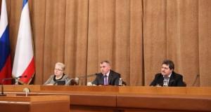 Крымский бюджет подсократили