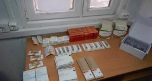 Крымские таможенники пресекли попытку ввоза стоматологических препаратов