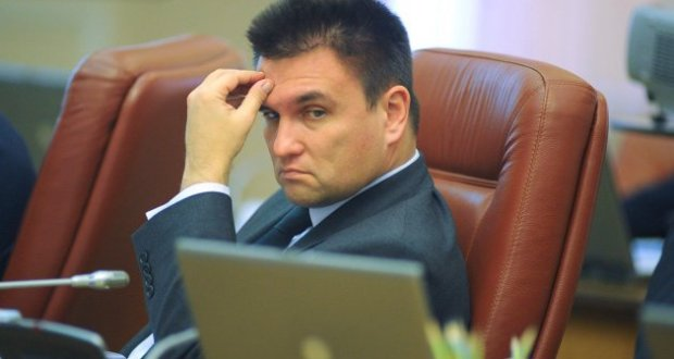 Глава МИД Украины Павел Климкин раздаёт фантастические обещания