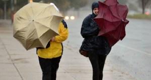 На выходных в Крыму – штормовое предупреждение