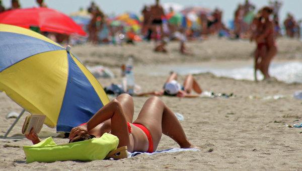 Украинцы интересуются отдыхом в Крыму - Алексей Черняк