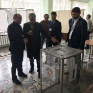 Андрей Козенко: «Евросоюз и США вмешиваются в выборы Президента Южной Осетии»