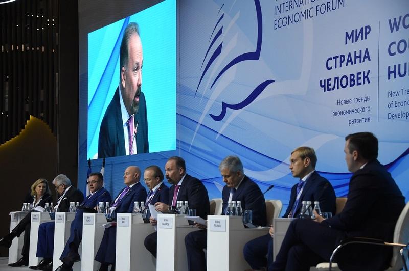 Ялтинский международный экономический форум. День второй