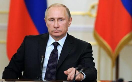 """Владимир Путин: """"Примем решение не для Крыма в целом, а именно для Севастополя"""""""