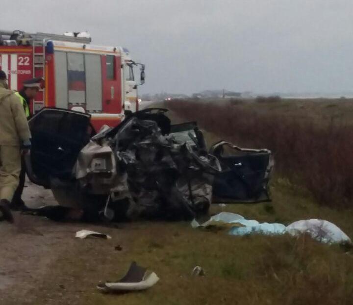 ДТП в Крыму: 22 и 23 апреля. В воскресенье смерть косила на дорогах полуострова
