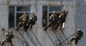В Крыму завершились масштабные учения ФСБ