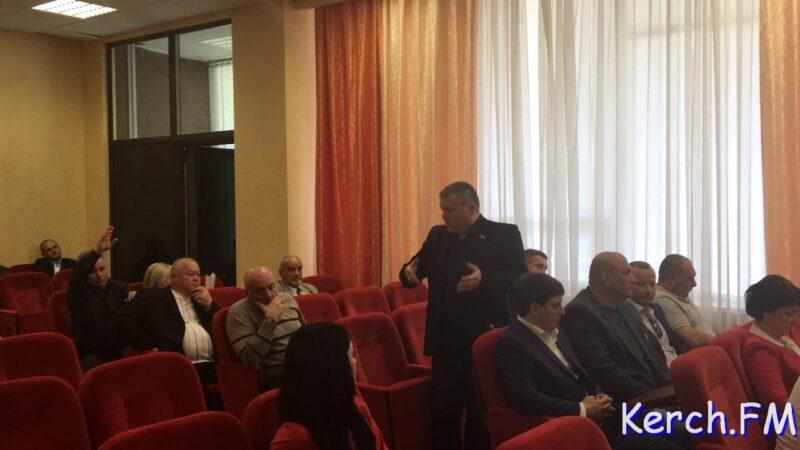 Скандал в Керченском горсовете. Бунт против председателя – Ларисы Щербулы?