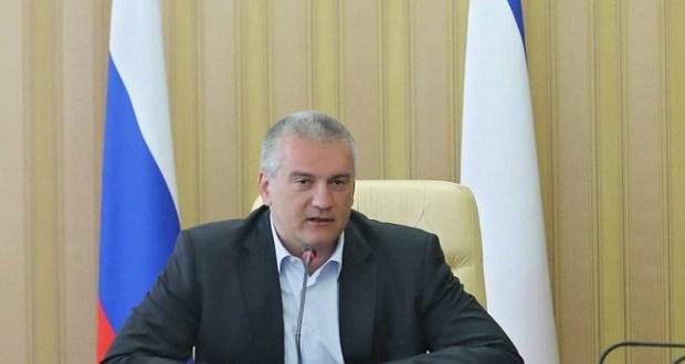 Сергей Аксёнов подкорректировал запрет на строительство в Крыму