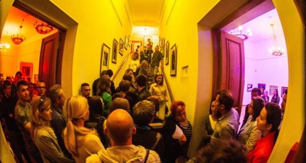 Ночь музеев в Севастополе. Вернисаж в центре, Херсонес, Диорама и Панорама