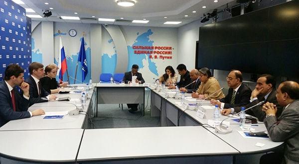 Депутат Госдумы Андрей Козенко будет отвечать за связь... с Бангладеш