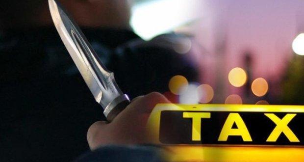 В Крыму мужчина ограбил таксиста, угрожая ножом. Украл 30 тысяч рублей, но был пойман
