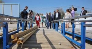 Глава Крыма нагрянул с проверкой в Евпаторию
