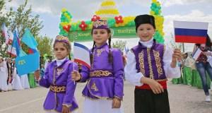 В Крыму отпраздновали Хыдырлез