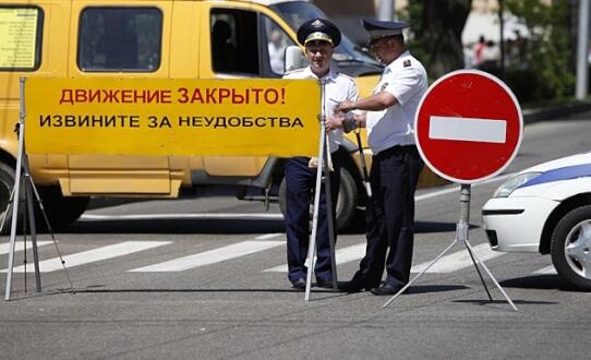 Из-за репетиции парада Победы в Симферополе 3, 5 и 7 мая перекроют движение