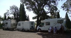 На въезде в Евпаторию появятся два автокемпинга