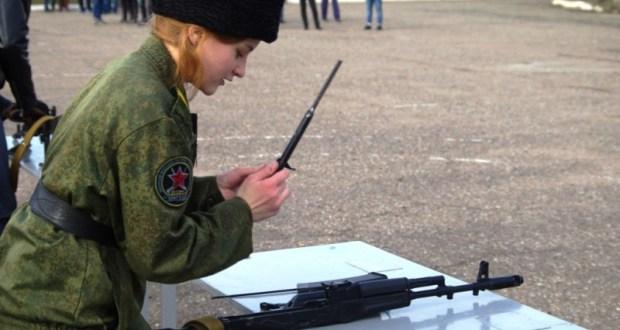 В воскресенье в Симферополе пройдет военно-спортивная игра «Патриот»