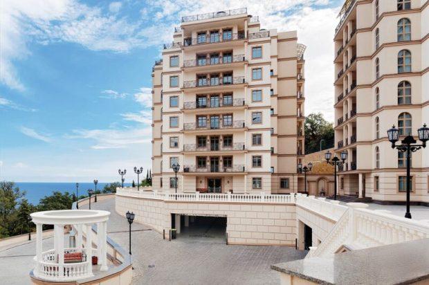 Крымский комплекс апартаментов Резиденция «Дипломат» стал партнером РНКБ Банка