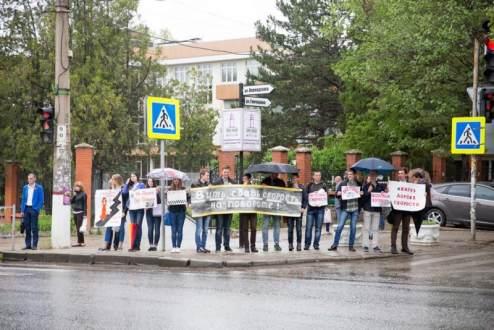 Студенты КФУ им.Вернадского приняли участие в акции #Сохрани жизнь! #Сбавь Скорость