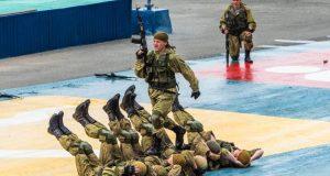 В Крыму началось формирование отдельного десантно-штурмового батальона