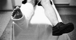 """Ангарский перевал, полночь, турист со сломанной ногой... """"свидание"""" с """"КРЫМ-СПАС"""""""