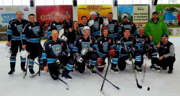 Три команды из Севастополя и Симферополя выступили в финалах Ночной хоккейной лиги