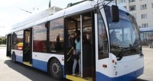«Крымтроллейбус» получил 111 новых троллейбусов