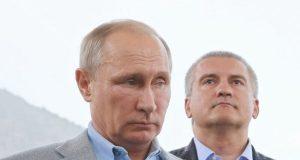 """Обсуждаемо: почему из местных """"отцов - политиков"""" с Путиным в «Артеке» был лишь Сергей Аксёнов?"""