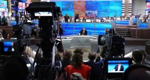 """""""Прямая линия"""" с Президентом России Владимиром Путиным: будет ли поострен Керченский мост в срок?"""