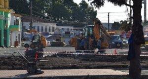 Ремонт улицы Козлова в Симферополе обещают завершить к середине июля