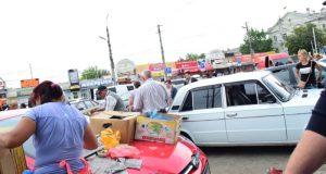 В Симферополе продолжают борьбу со стихийными торговцами