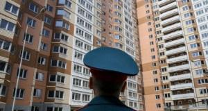 Квартиры военным в Крыму - на закупку жилья Минобороны выделило 3,3 млрд. рублей